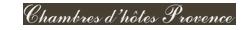 Logo Chambres d'hôtes Provence Le mas de la chouette