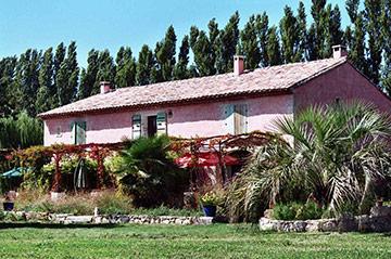 Gites et chambres d'hôtes Mas de la chouette à Saint rémy de Provence