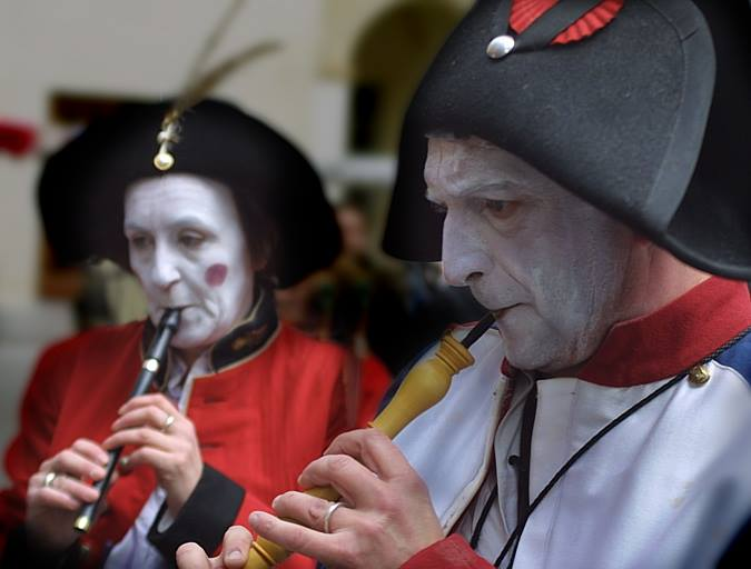 Festivités dans les Alpilles Carnaval à Saint Rémy de Provenve
