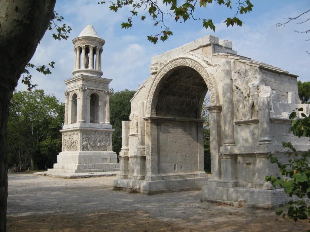 Les Antiques de Saint Rémy de Provence (Source OT)